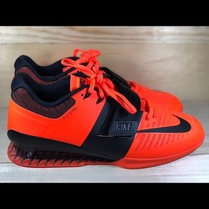 Nike Romaleos 3 Orange